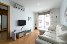 Apartment in Las Palmas de Gran Canaria - fully equipped , views to the beach + wifi