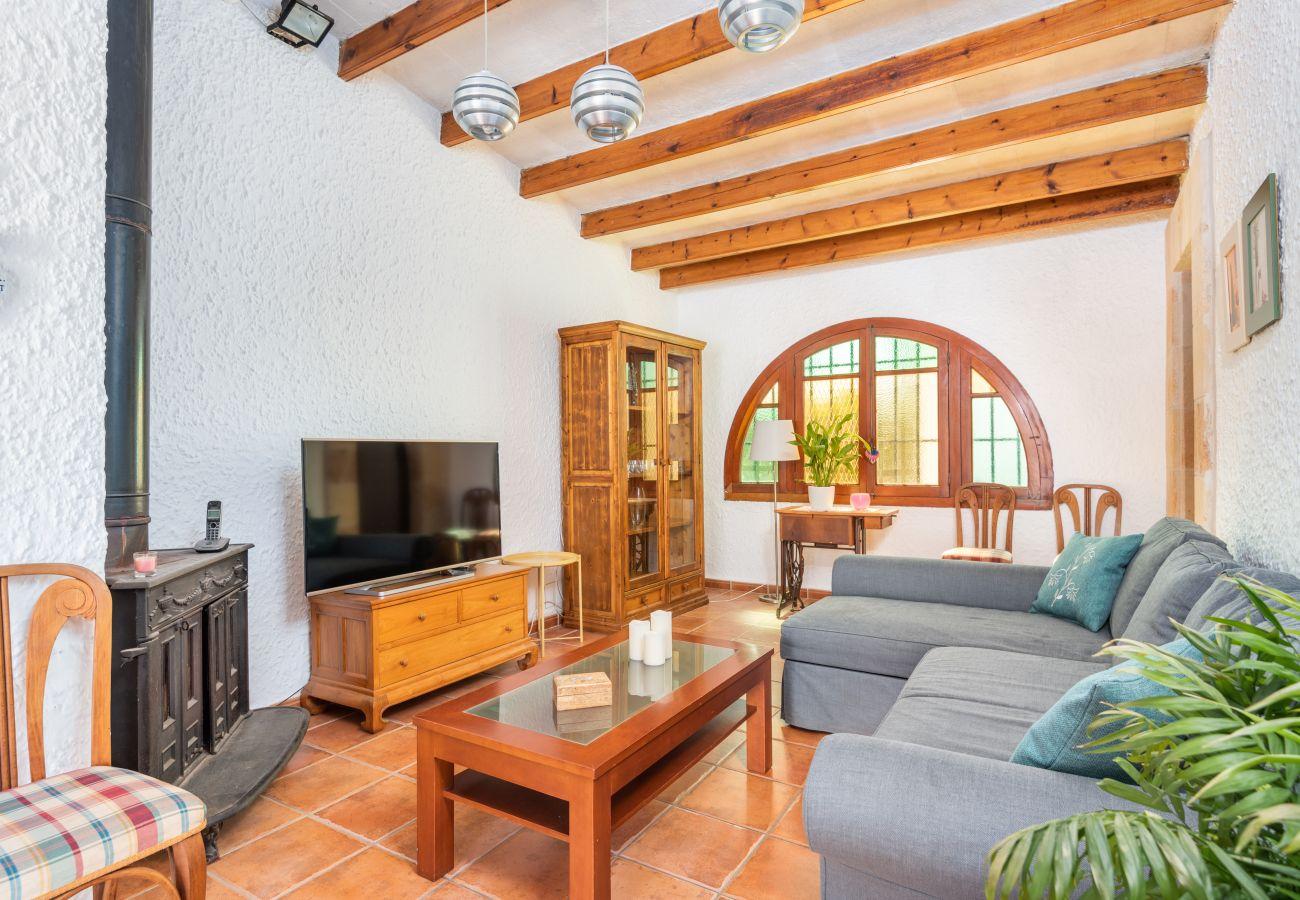 Villa in Cala Blanca - VILLA ONLY 300 M TO THE BEACH