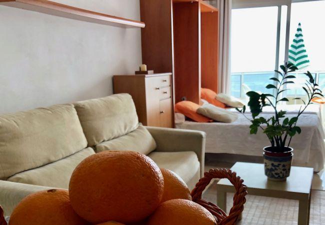 Apartment in Las Palmas de Gran Canaria - Beach front penthouse +wifi