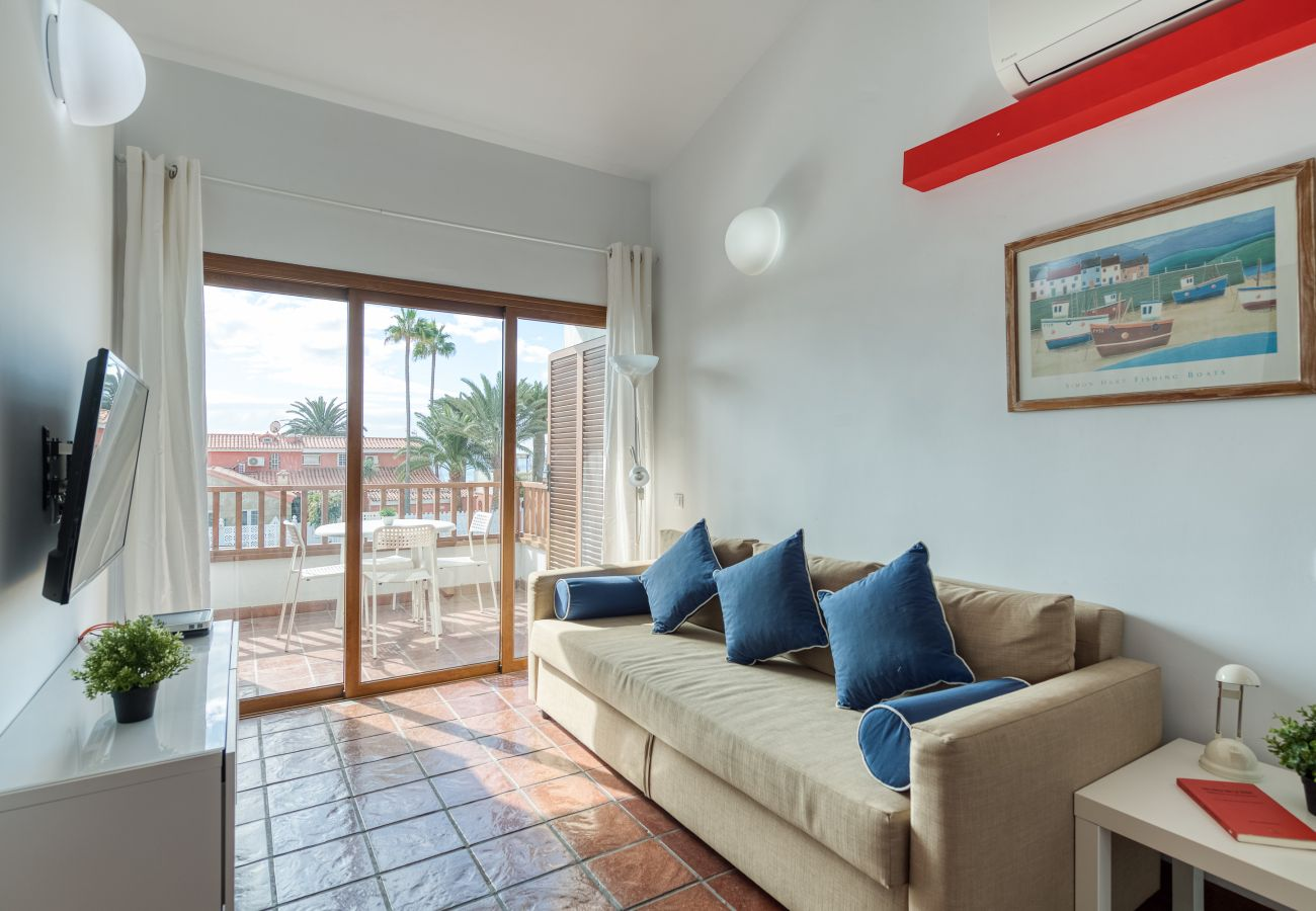 Apartment in Playa del Ingles - Nice apartment. Swimming pool and terrace. Close to the beach+wifi