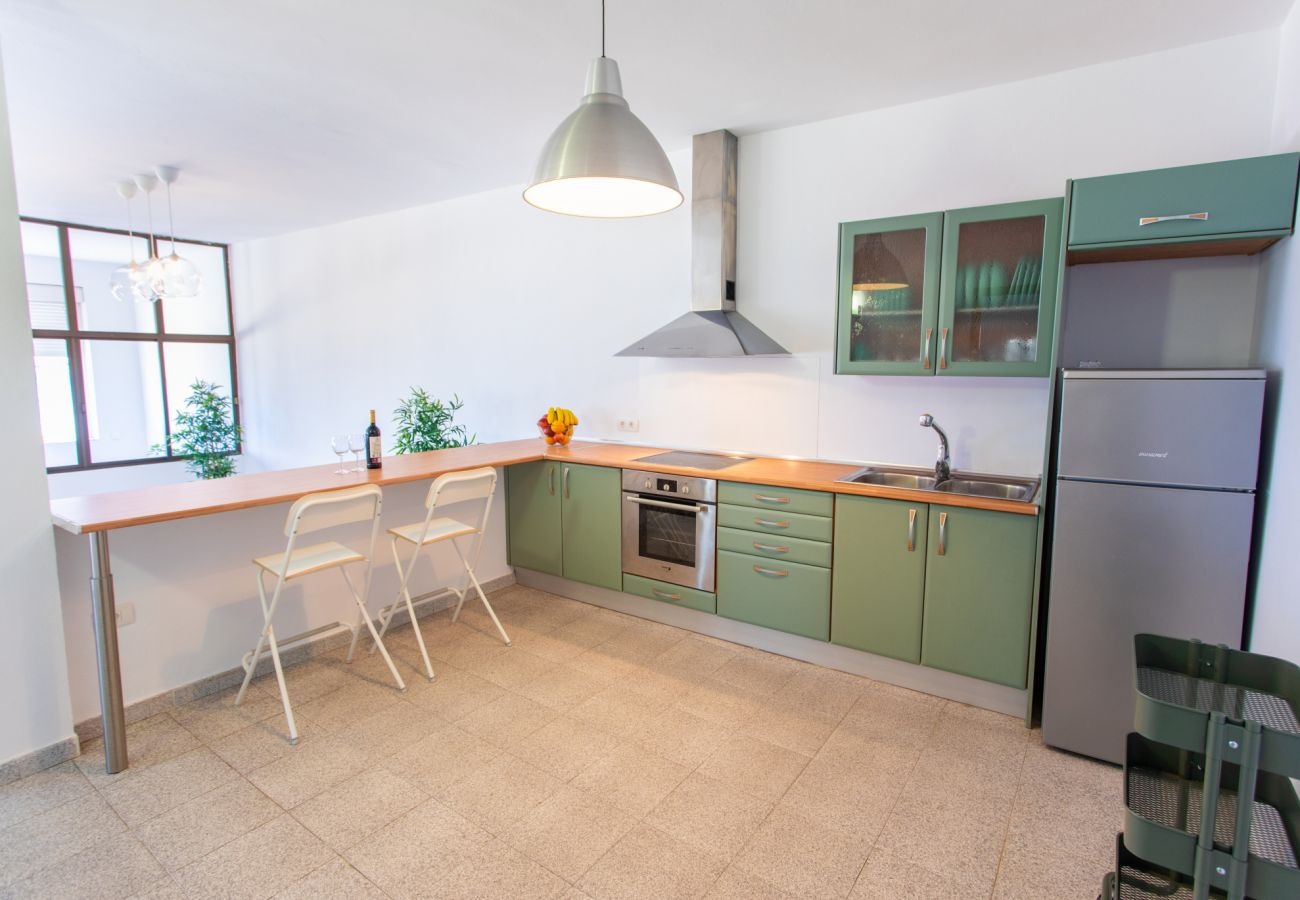 Apartment in Arinaga - Front line Apartment by CanariasGetaway